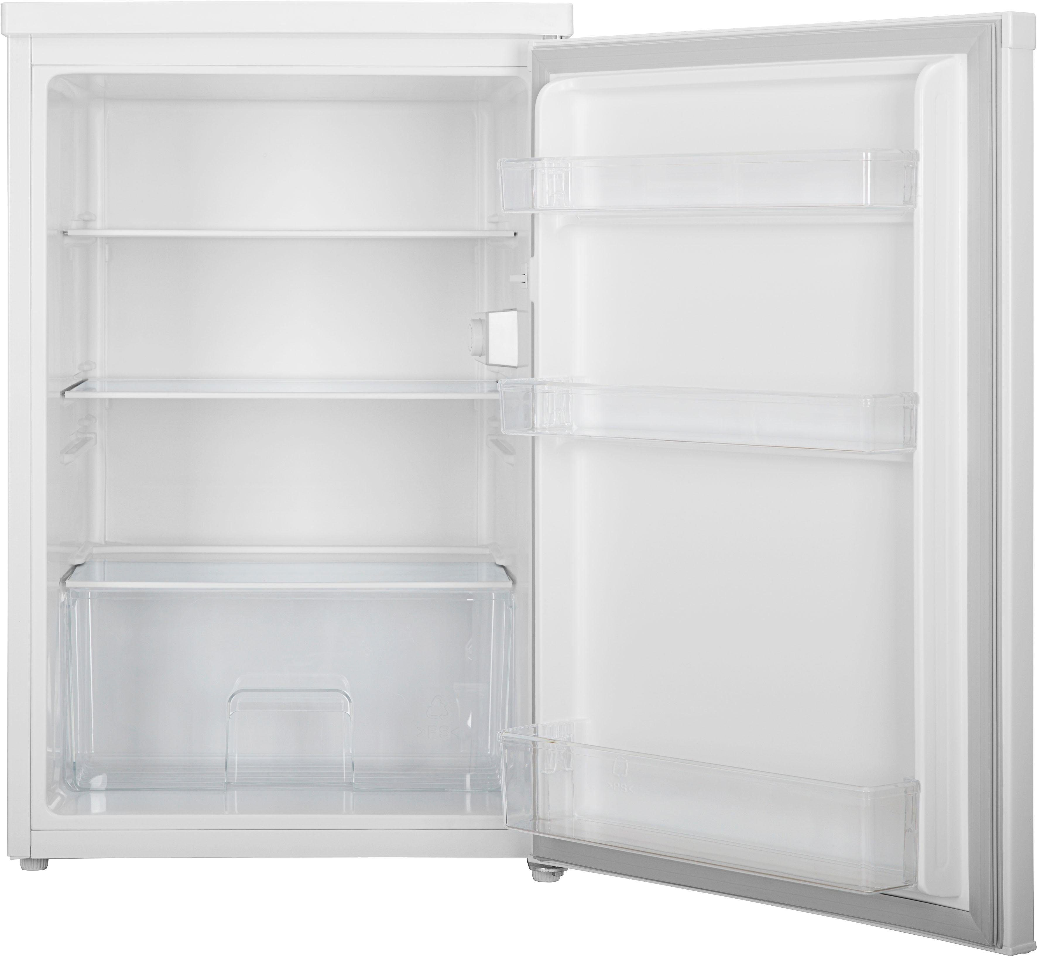 PKM Kühlschrank KS135.0A++T3, 84,5 cm hoch, 56 cm breit