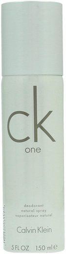 Calvin Klein Deo-Spray »Ck One«