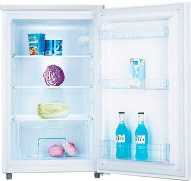 PKM Kühlschrank KS 105.0A++T, 84,6 cm hoch, 50 cm breit