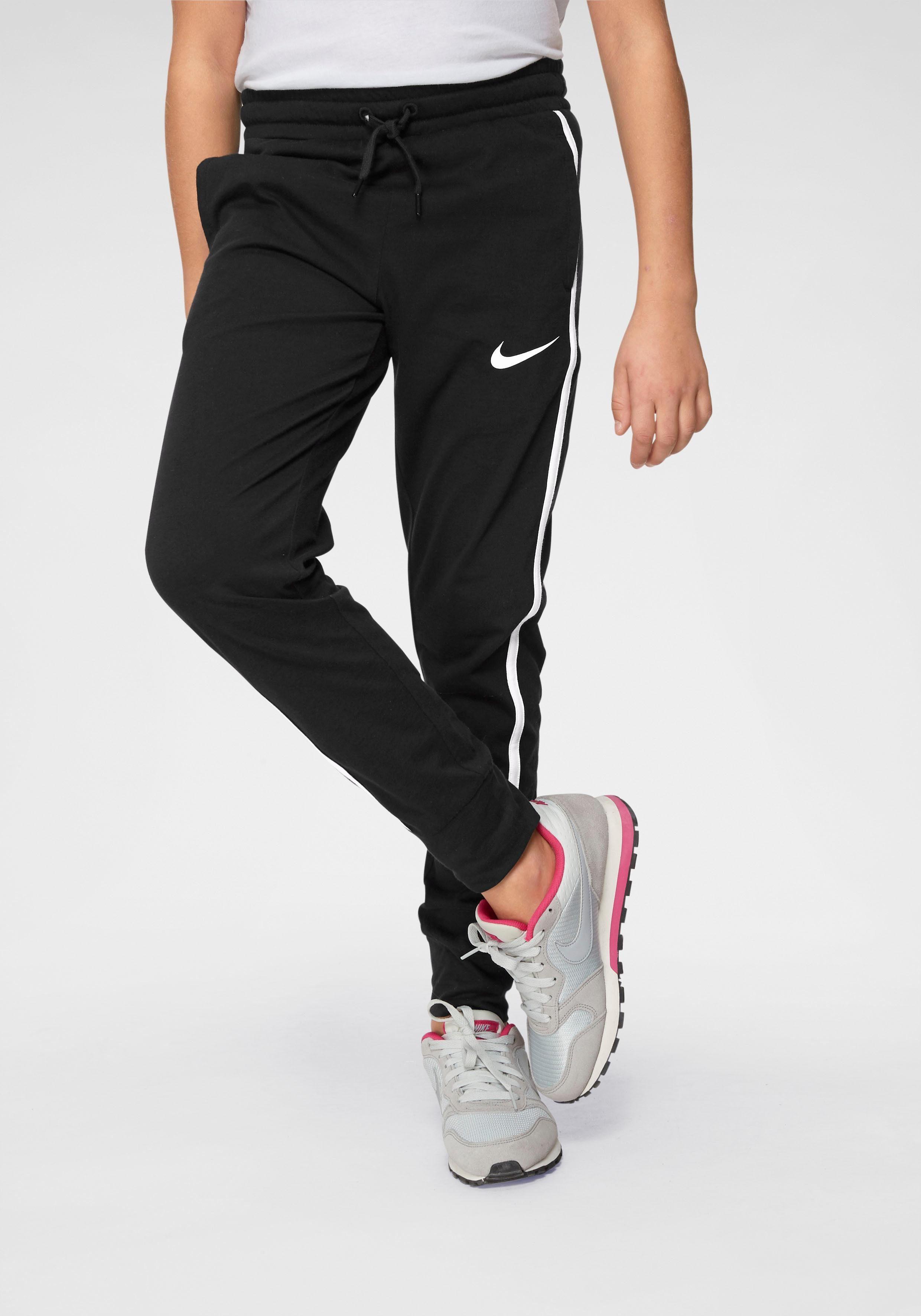 Nike Sportswear Jogginghose »GIRLS NIKE SPORTSWEAR PANT JERSEY« online kaufen | OTTO