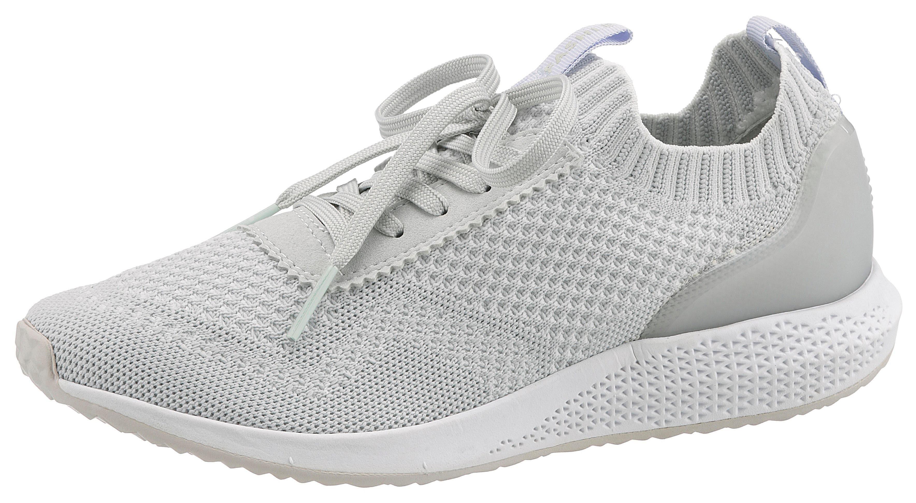 Tamaris »Fashletics« Sneaker in Knitwear Look   OTTO