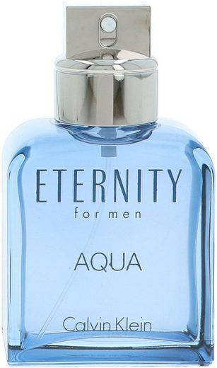 Calvin Klein Eau de Toilette »Eternity Aqua For Men«