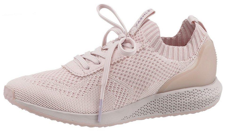 11c57aaa877e73 Tamaris »Fashletics« Sneaker mit sockenähnlichen Schaft online ...