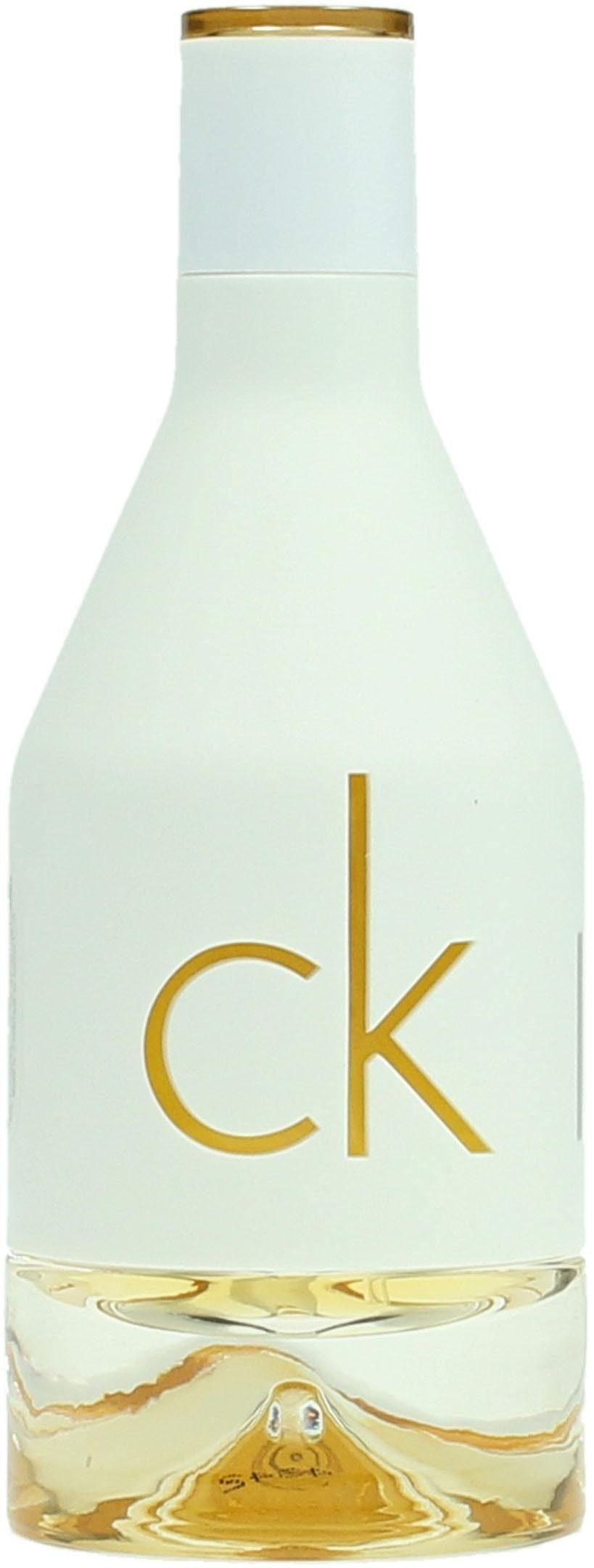 Calvin Klein Eau de Toilette »ck IN2U For Her«