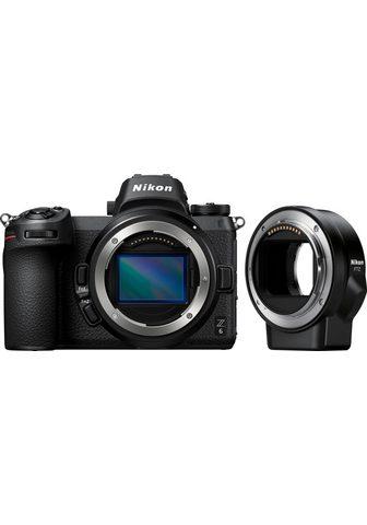 NIKON »Kit Z 6 FTZ« Sisteminis fotoaparatas ...
