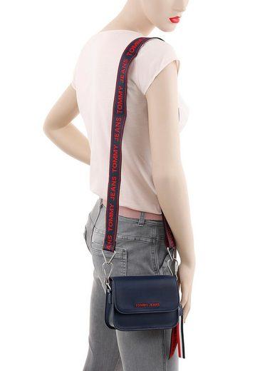 Fem Tommy Mit Jeans »tj Umhängetasche Abnehmbahrem Anhänger Boxy« tAaA8qw
