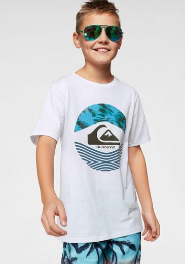 Quiksilver T-Shirt »STOMPED ON«