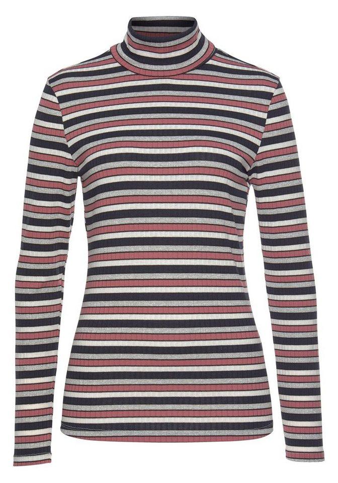 JACQUELINE de YONG Rollkragenshirt »STARRY« | Bekleidung > Shirts > Rollkragenshirts | Grau | JACQUELINE de YONG