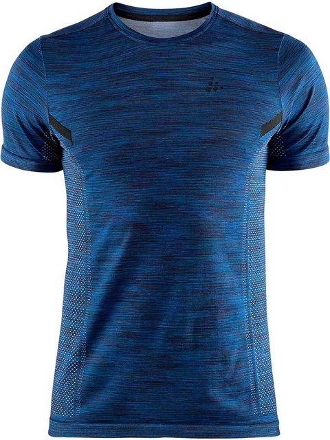 Herren Craft T-Shirt Breakaway Multi Fuseknit SS Shirt Men blau | 07318572978133