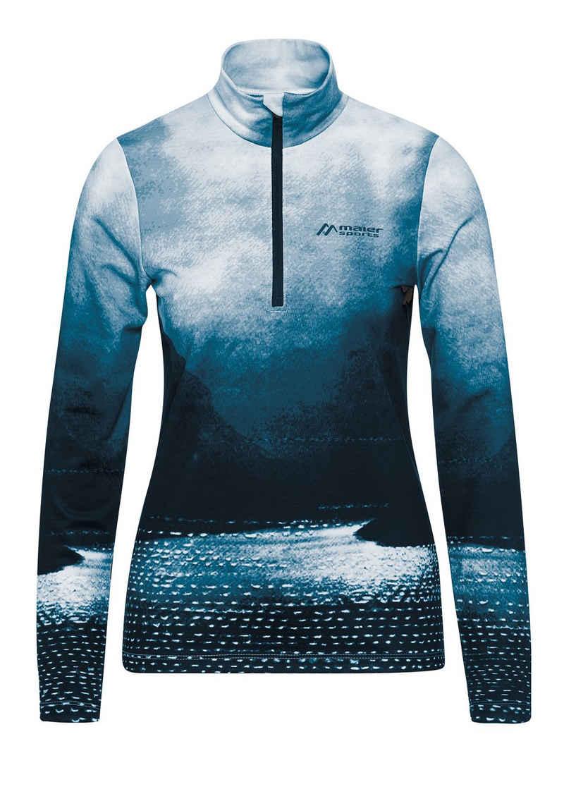 Maier Sports Langarmshirt »Nuna W« für Ski und Wintersport
