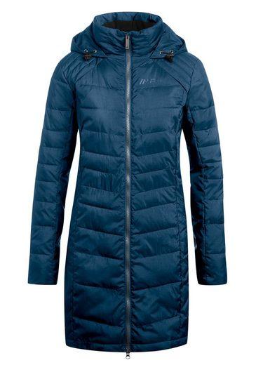 Maier Sports Steppjacke »Pimi Coat W« modischer Wintermantel