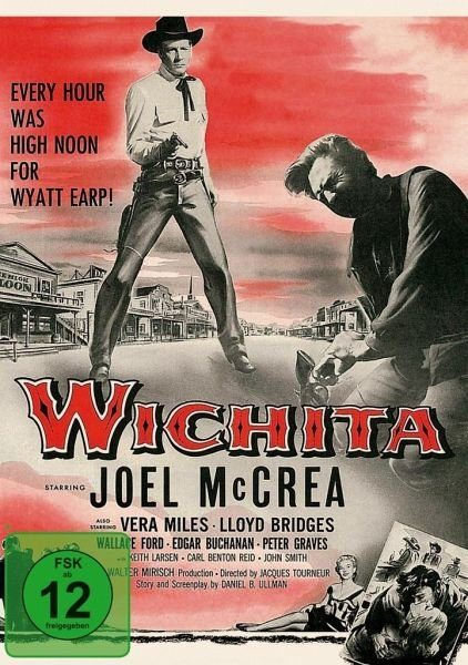 DVD »Wichita, 1 DVD«