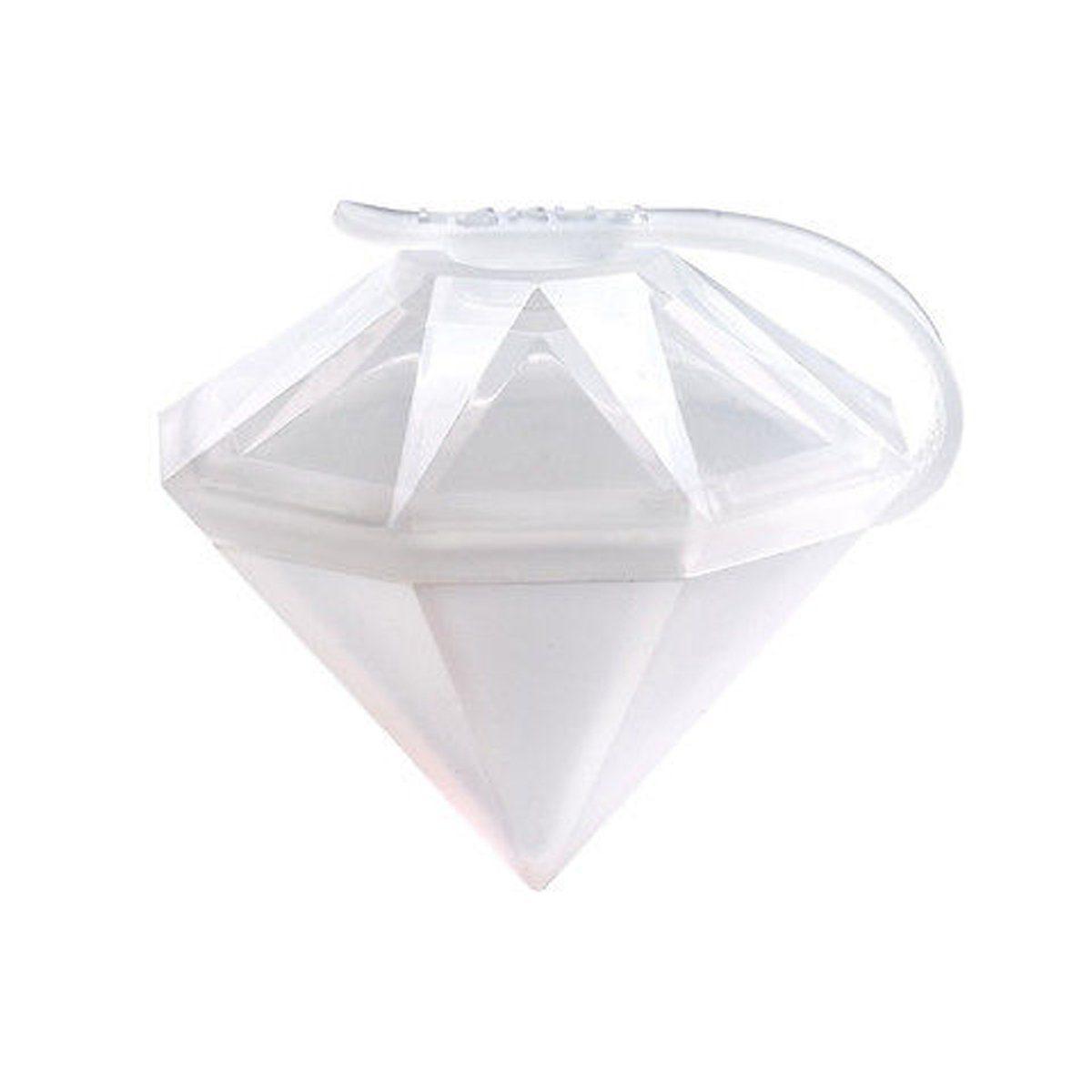 LEKUE Lekue Eiswürfelform Diamant 2er Set