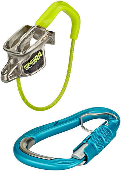9841aebc95605b Edelrid Abseilachter »Mega Jul Sport Belay Kit with Bulletproof Triple«