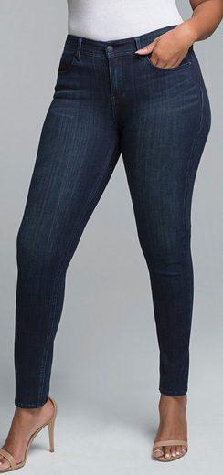 NYDJ Skinny-fit-Jeans »in Curves 360 Denim« Boost Skinny