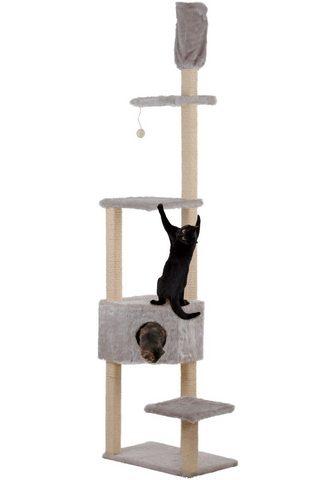 SILVIO DESIGN Kačių stovas su draskyklė »Lennox« BxT...