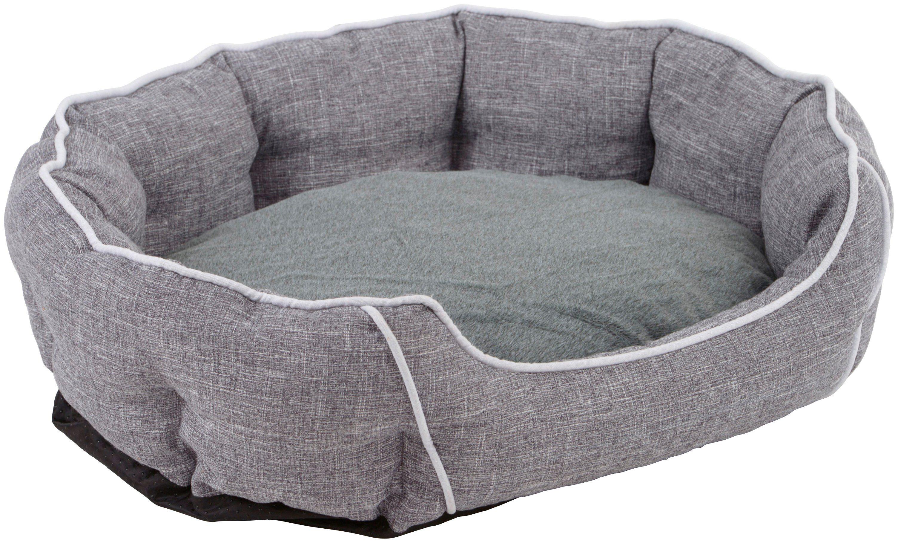 SILVIO DESIGN Hundebett »Cassy L«, BxLxH: 46x55x18 cm