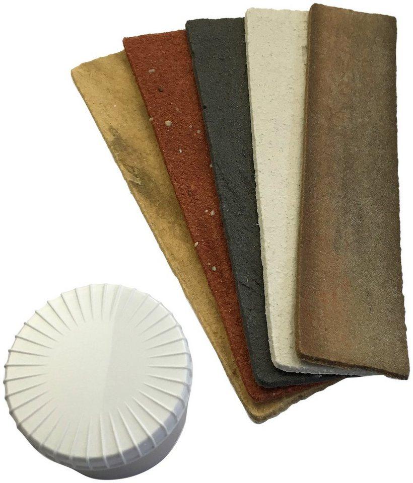 elastolith komplett-set: verblender »musterset innenverblender«, 21