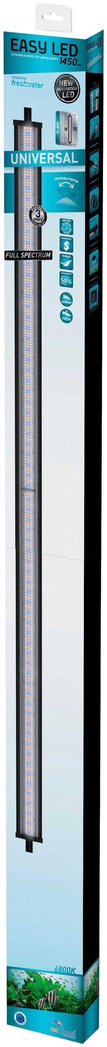 AQUATLANTIS Aquarium LED-Beleuchtung »Easy LED Universal Süßwasser«, 72 Watt / 1450 mm