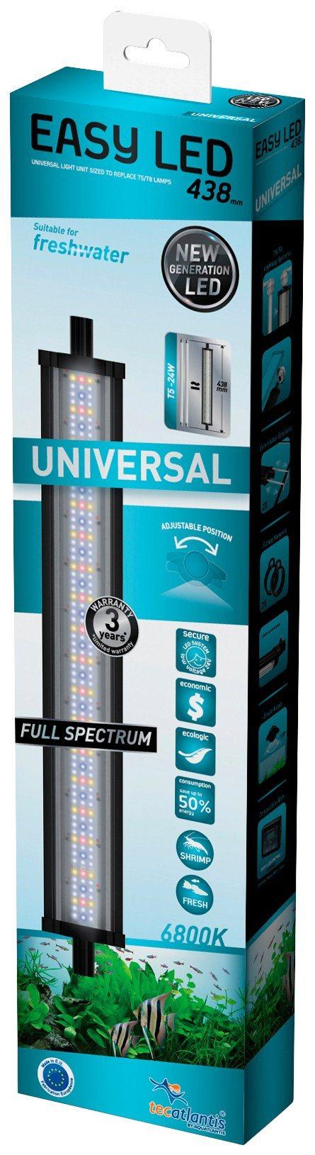 Aquarium LED-Beleuchtung »Easy LED Universal Süßwasser«, 20 Watt / 438 mm