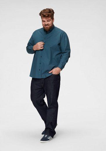 Minimal Tom Langarmhemd Mit print Tailor 5qtxrwt