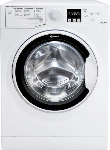 BAUKNECHT Waschmaschine FL 9F4, 9 kg, 1400 U/Min