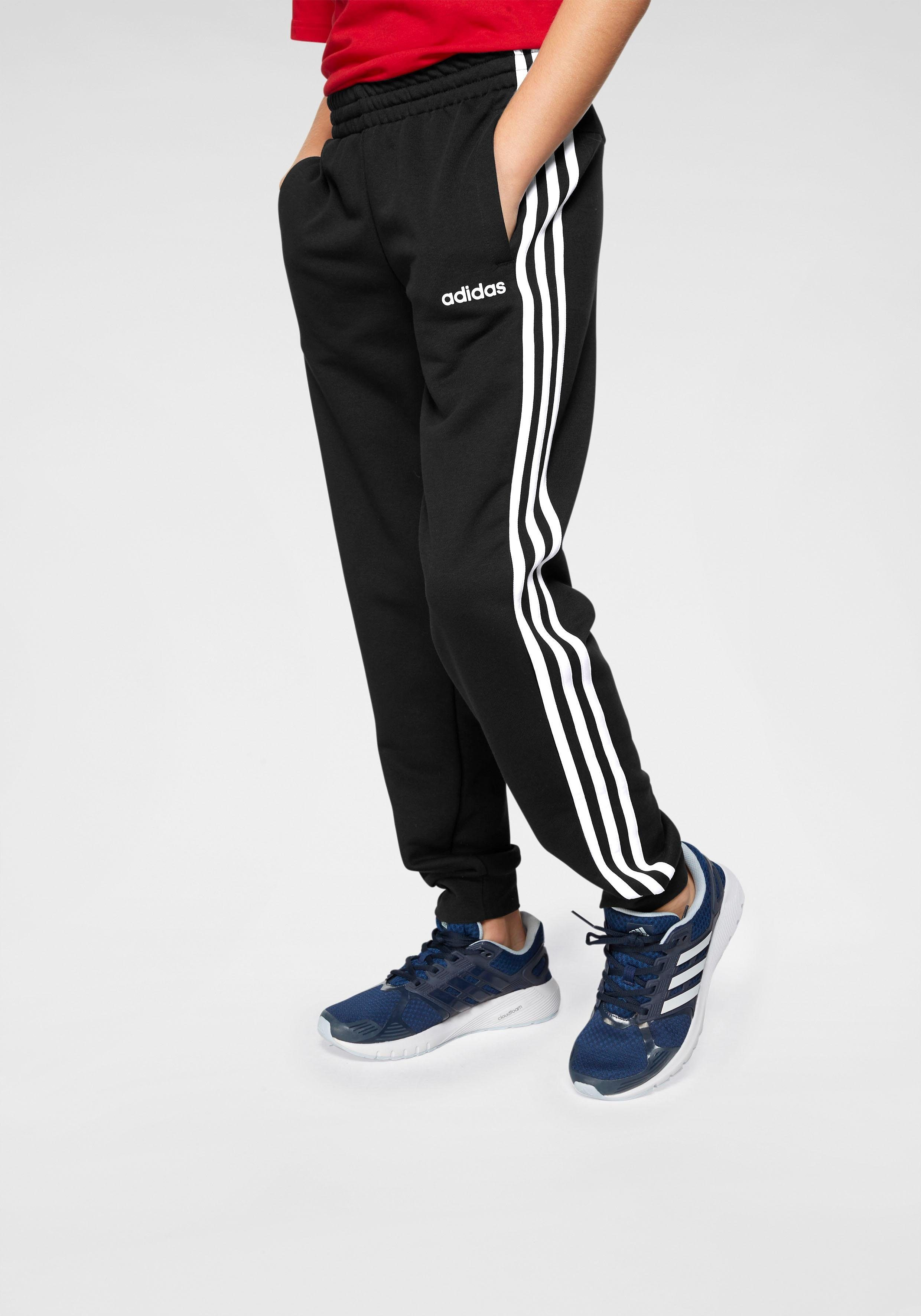 adidas Jogginghose »E 3 STRIPES PANT«, Innenliegende Kordel online kaufen | OTTO