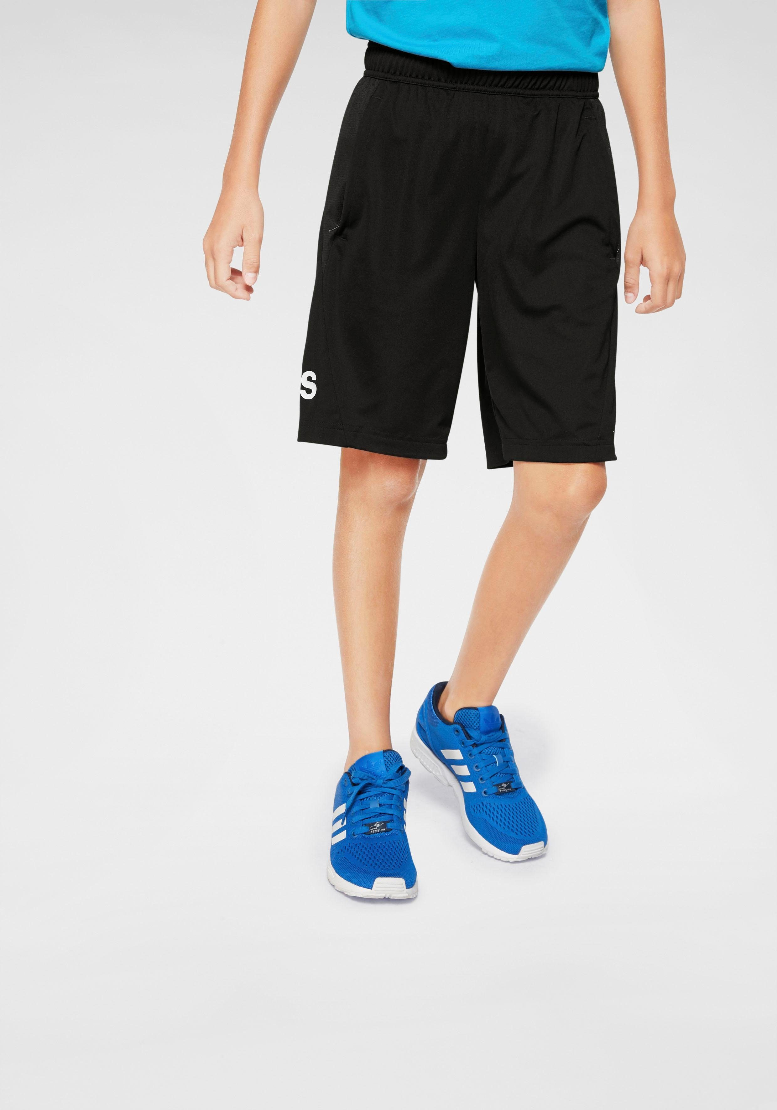 adidas Performance Trainingsshorts »YOUNG BOY TRAINING EQUIPMENT KNIT SHORTS« online kaufen | OTTO