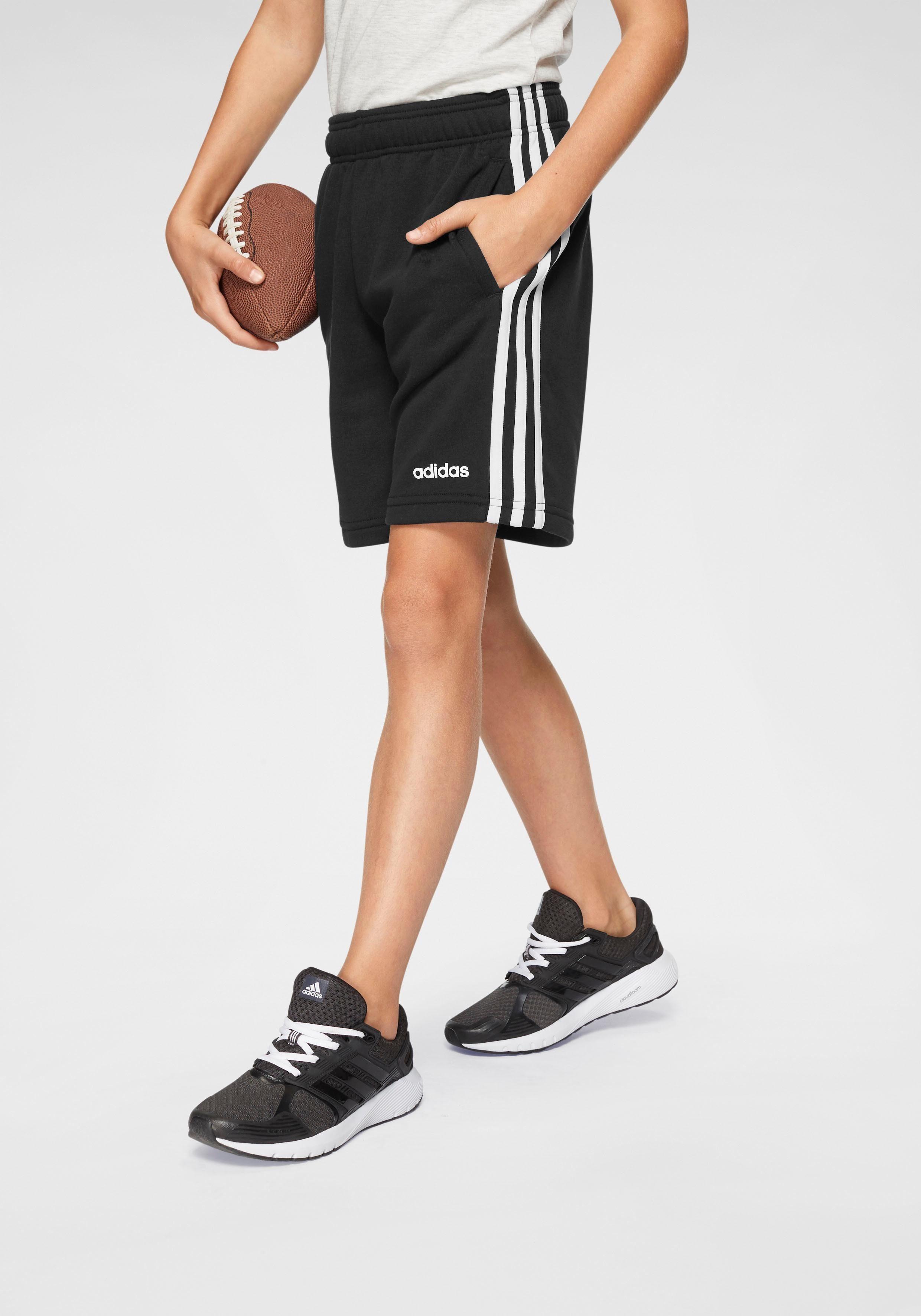 adidas Sweatshorts »E 3 STRIPES KNIT SHORTS« | OTTO
