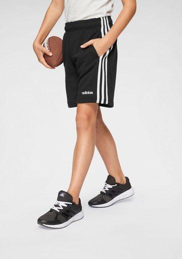 adidas Performance Trainingsshorts »ESSENTIALS 3-STREIFEN KNIT«