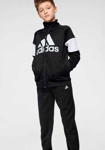 adidas Performance Trainingsanzug »YOUNG BOYS TRACKSUIT BATCH OF SPORT« (Set, 2-tlg)