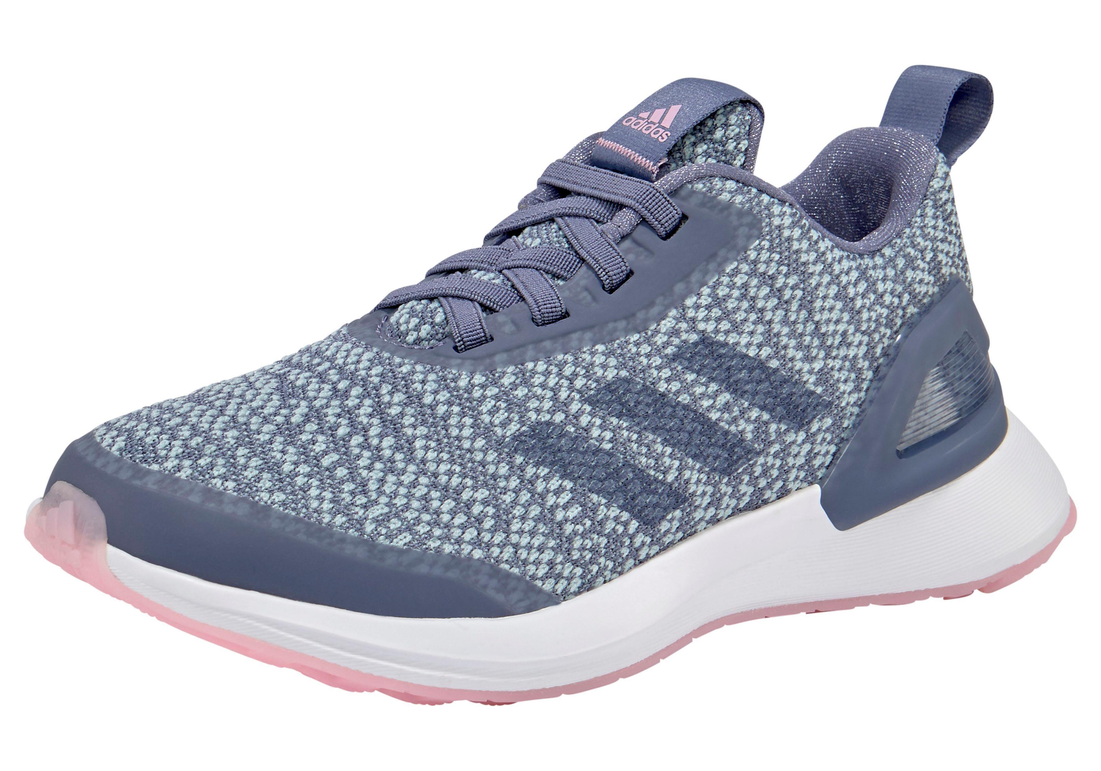 adidas RapidaRun X Shoe, adidas Sneakers Mädchen Raw Indigo