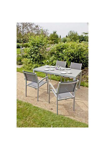 Garden Pleasure Viena ant kito sustatomos kėdės »GRACE...
