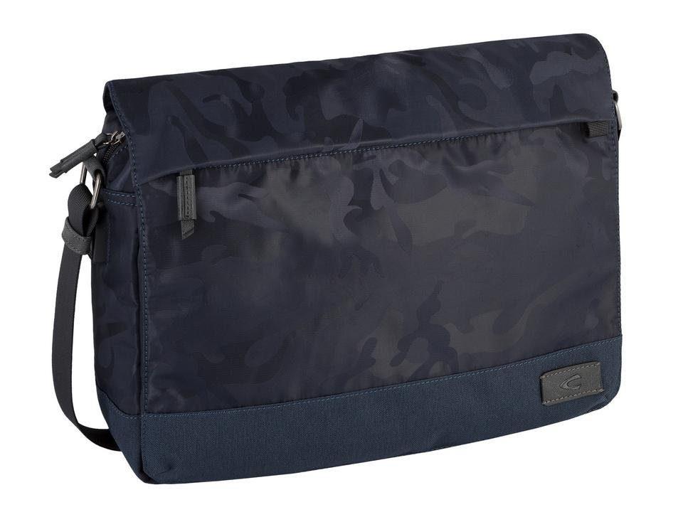 camel active Messenger Bag »Kyoto«, mit Camouflage Muster