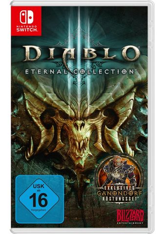 ACTIVISION DIABLO III Eternal Collection Nintendo...