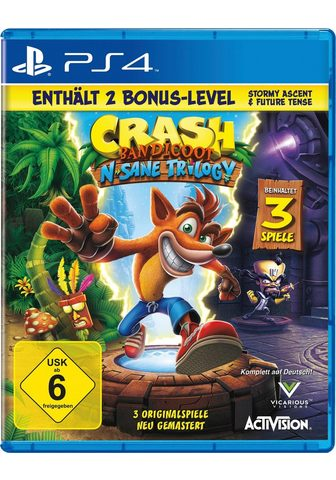 ACTIVISION Crash Bandicoot PlayStation 4