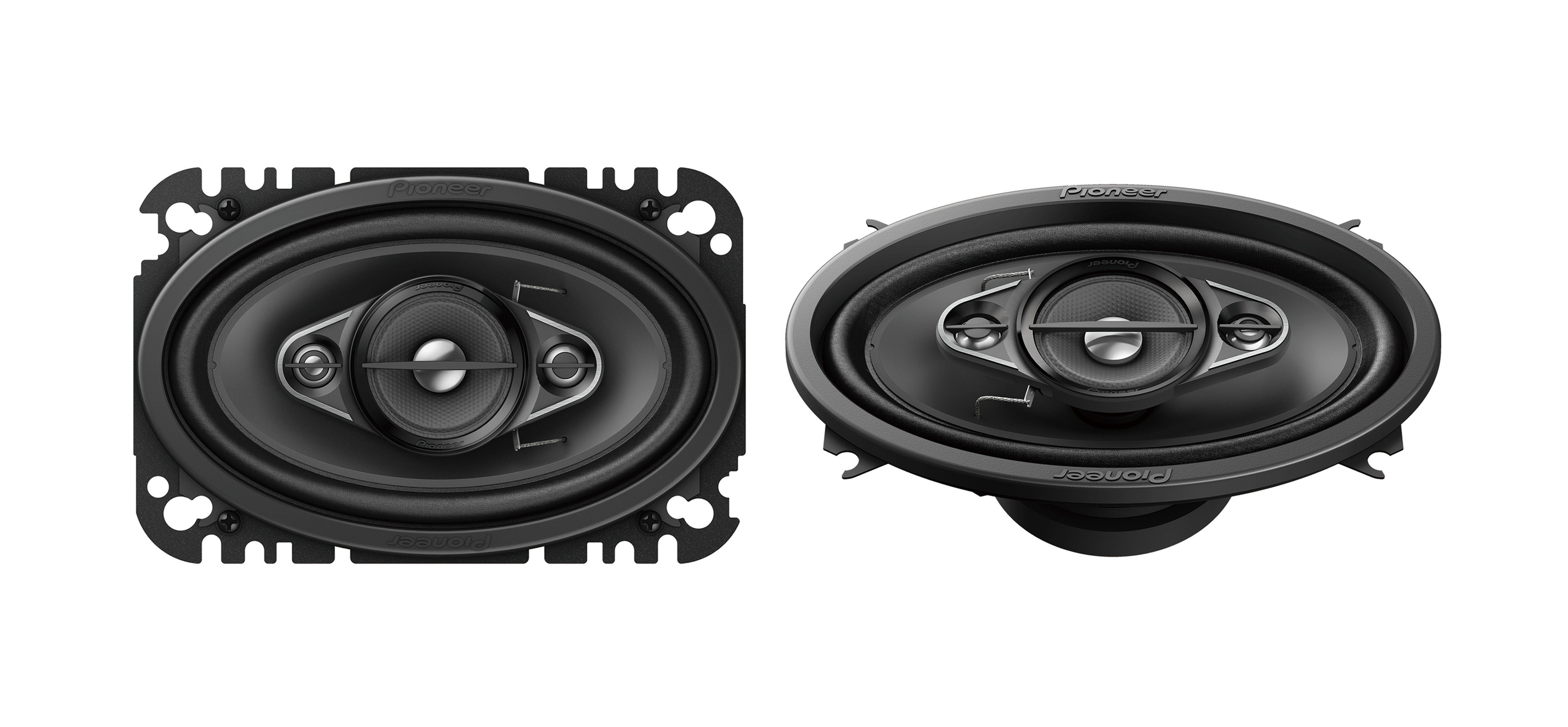 """PIONEER (Paar) 4 x 6"""" koaxiales 4-Wege-System, 210 W »TS-A4670F«"""