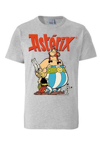 LOGOSHIRT Marškinėliai su coolem retro raštas »A...