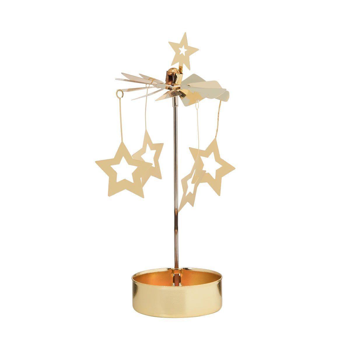BUTLERS MERRY-GO-ROUND »Teelichtkarussell Stern«