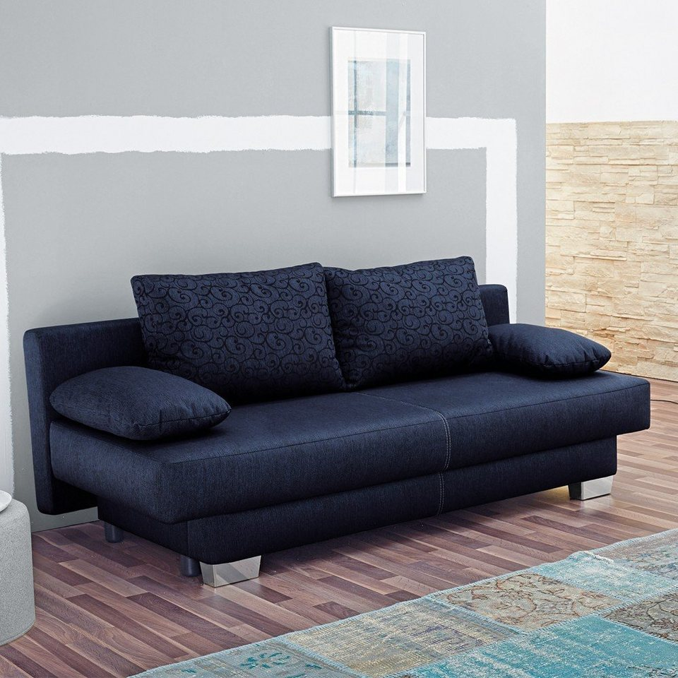 hti living schlafsofa max online kaufen otto. Black Bedroom Furniture Sets. Home Design Ideas