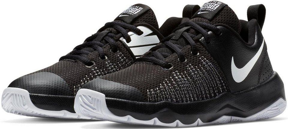 super popular 0ea86 760d8 Nike »Team Hustle Quick (GS)« Basketballschuh