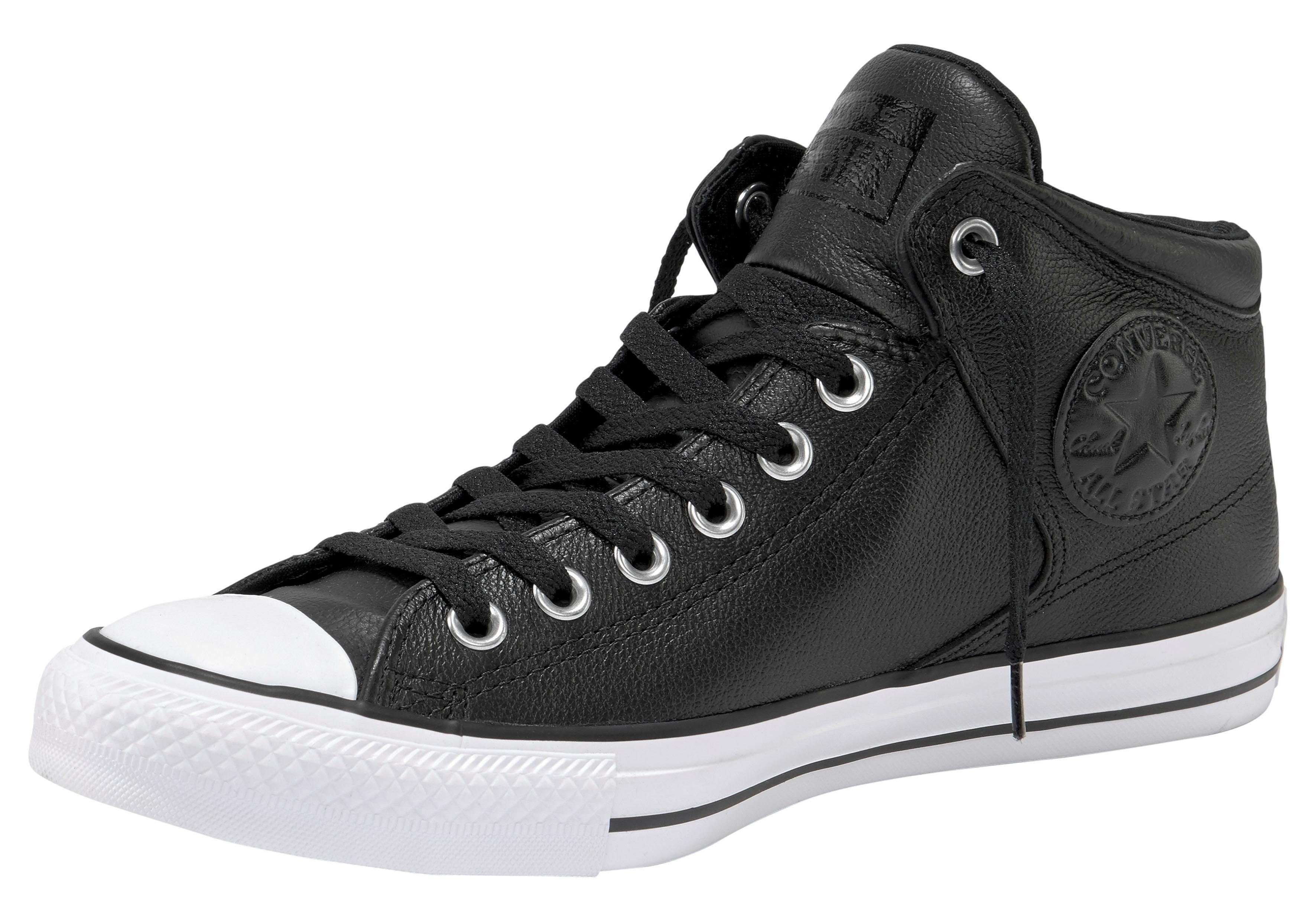 Converse »Chuck Taylor All Star High Street Hi« Sneaker, Weiches Obermaterial aus Leder online kaufen   OTTO