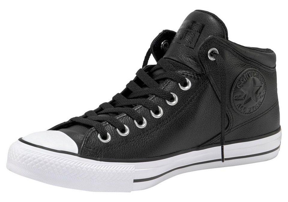 converse chuck taylor all star high street hi sneaker. Black Bedroom Furniture Sets. Home Design Ideas