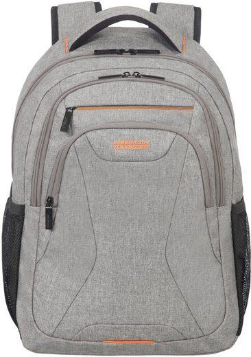 American Tourister® Laptoprucksack »At Work 15.6, Cool Grey«