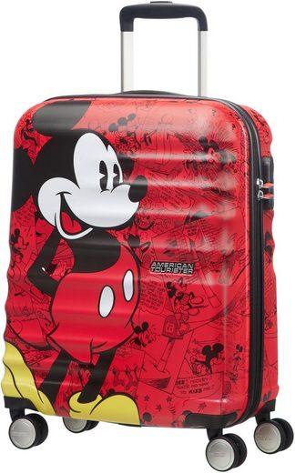 American Tourister® Hartschalen-Trolley »Wavebreaker Disney, 55cm«, 4 Rollen