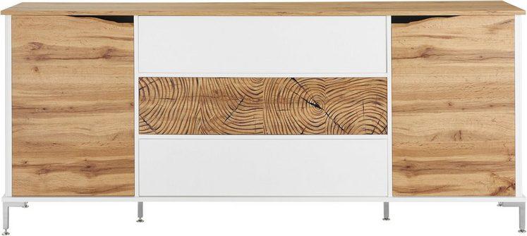 INOSIGN Sideboard »Heike«, 2-türig, Breite 199 cm