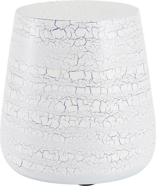 Wohnzimmertische - INOSIGN Beistelltisch »Aries«, im trendigen Design, in drei unterschiedlichen Farben, Breite 38 cm  - Onlineshop OTTO