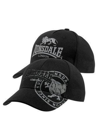 LONSDALE Baseball шапка (Набор 2 tlg.)