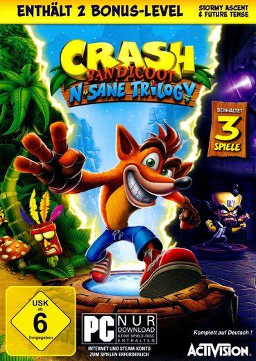 Crash Bandicoot (Download-Code) PC