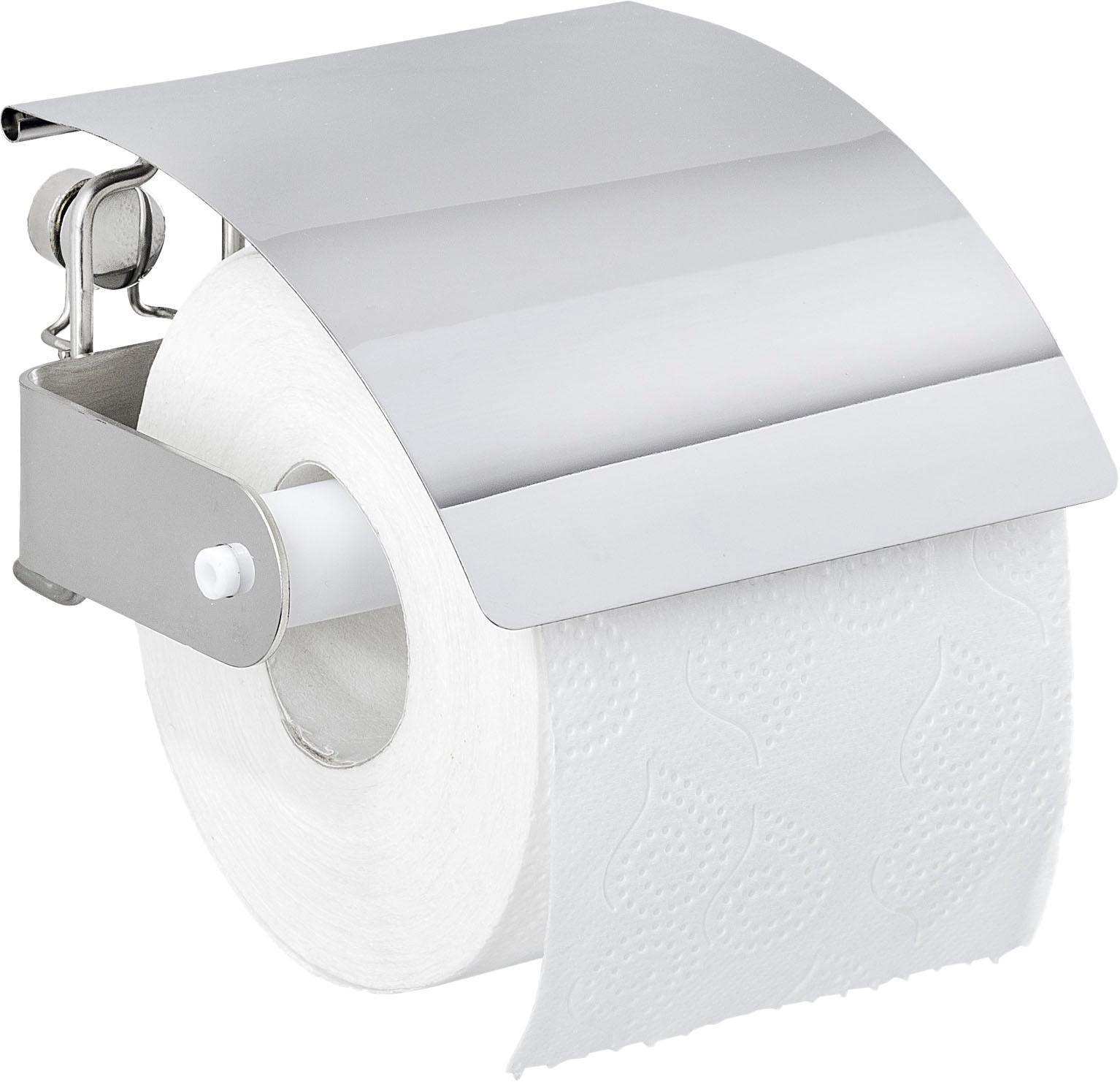 WENKO Toilettenpapierhalter »Premium Plus«